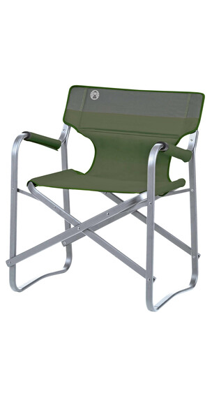 Coleman Campingstoel Deck Chair groen